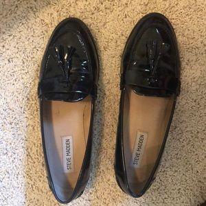 Gently worn Steve Madden loafers